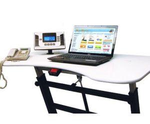 Schreibtisch laufband Walkdesk