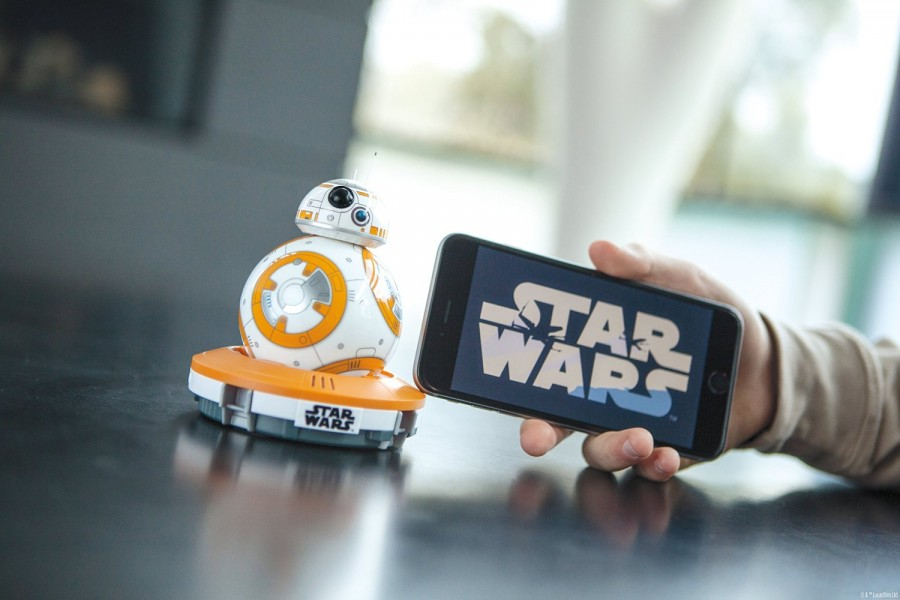 Star Wars Roboter Droide