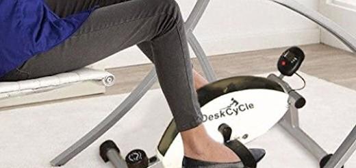 Trainingsgerät für unter den Schreibtisch